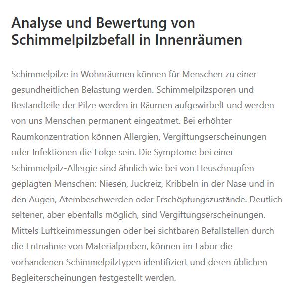 Bauwerksabdichtungen für  Metzingen